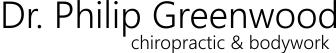 Dr. Philip Greenwood, Chiropractor